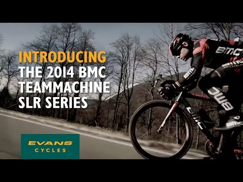 2014 BMC SLR Teammachine