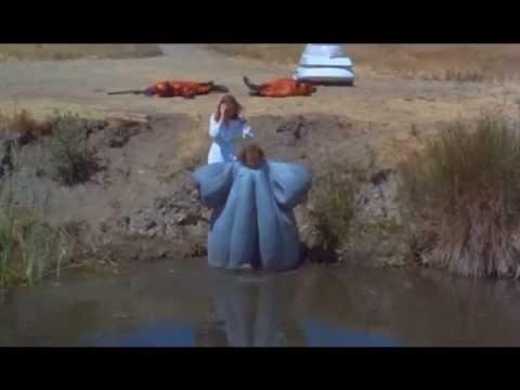 SLEEPER 1973 Hydrovac Woody Allen Diane Keaton