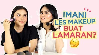 Video Imani Les Makeup X Gyanda Buat Lamaran? MP3, 3GP, MP4, WEBM, AVI, FLV Maret 2019