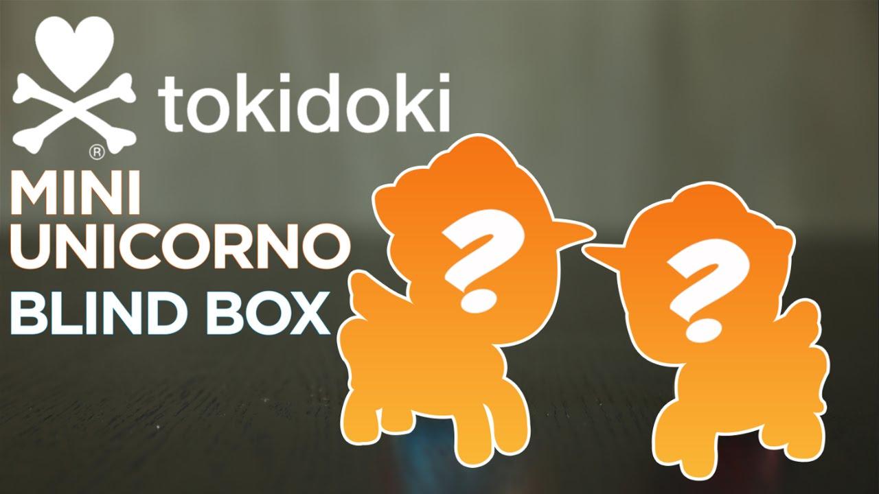 SERIES 3 Tokidoki Mini Unicorno!