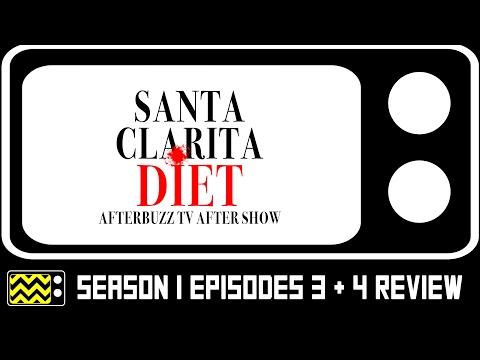 Santa Clarita Diet Season 1 Episodes 3 & 4 Review & After Show | AfterBuzz TV