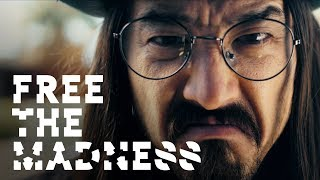 Thumbnail for Steve Aoki ft. MGK — Free The Madness (Official Video)