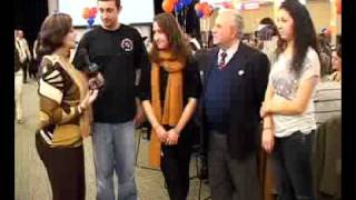 Rutgers University Armenian Students Celebrating Independence Day