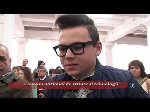 (P) Concurs naţional de ştiinţe şi tehnologii
