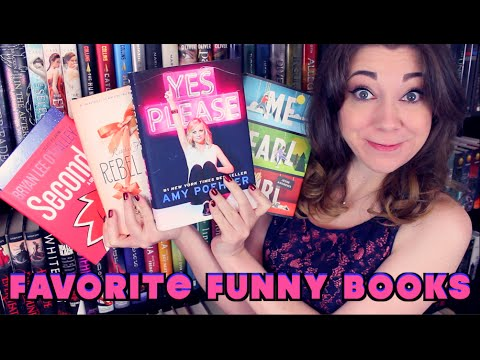 RECOMMENDING FUNNY BOOKS