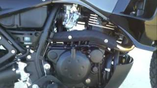 8. Overview and Review: 2012 Kawasaki KLR650 Dual Purpose Motorcycle