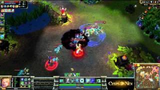 (HD126) Quart de finale GoFR4LoL - 5T vs Oo - League Of Legends Replay [FR]