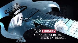 """See more at: http://bit.ly/2oJOZmXSelling 50 million copies worldwide, AC/DC's seventh album, Back in Black was an unprecedented success and cemented the band as one of rock's all-time greats. In this course, Danny Gill takes you through Angus Young's scorching riffs and killer solos from the record note for note.Learn to play the following:• Hells Bells• Shoot to Thrill• What Do You Do for Money Honey• Given the Dog a Bone• Back In Black• You Shook Me All Night Long• Have a Drink on Me• Shake a Leg• Rock And Roll Ain't Noise PollutionA must-have for all AC/DC fans, get ringing """"Hells Bells"""" with this incredible course today!See more at: http://bit.ly/2oJOZmX"""