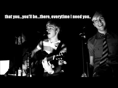 R5 - Say You'll Stay (with lyrics) (видео)