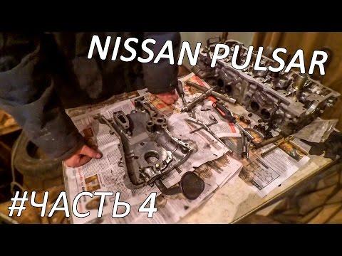 Двигатель nissan sunny ga15de снимок
