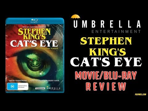 STEPHEN KING'S CAT'S EYE (1985) - Movie/Blu-ray Review (Umbrella Entertainment)