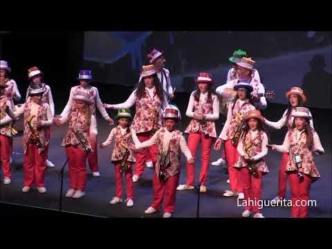 Comparsa infantil de Isla Cristina
