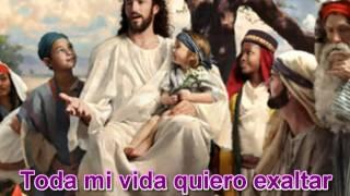 Ingrid Rosario - Canta Al Señor (canto+letra)
