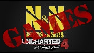Uncharted 4 - A thief's end - Nerds & Nerds