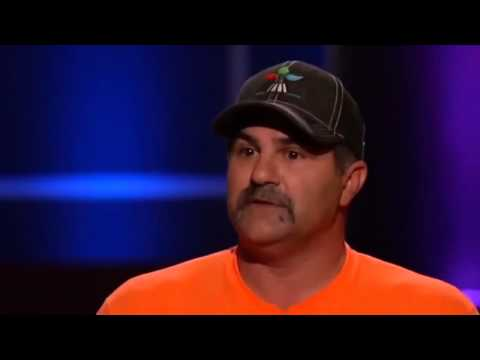 One of the most beautiful and wholesome moments I've seen on Shark Tank.