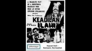 Video OST Keadillan Illahi 1956 - Hasrat Hati - Kamsani, Normadiah MP3, 3GP, MP4, WEBM, AVI, FLV Juli 2018