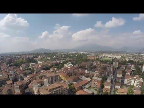 Ponte san Pietro in time-lapse