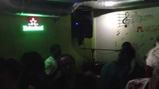 Portuguese Music In Lisboa At Club Marganes. Can You Help Me Identify Song/band?