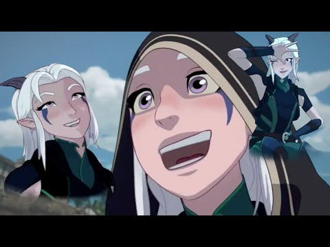 Rayla's Funniest Moments from Season 2 of The Dragon Prince