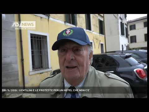 09/11/2019 | GENTILINI E LE PROTESTE PER UN HOTEL CHE NON C'E'