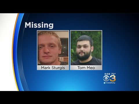 Police Search For 4 Missing Men In Bucks County