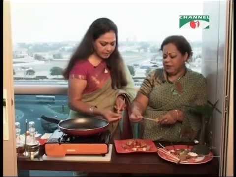 Cooking Show   Desh Bidesher Ranna with Sponsor   130711   2