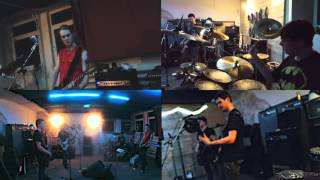 Video Scar Industry - Never Forget (rehearsal)