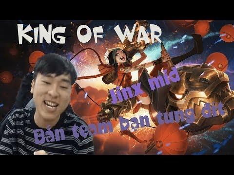 Khi KING OF WAR hướng dẫn chơi Jinx KC2 Mid theo meta mới =)) - Thời lượng: 9:41.