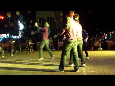 RITEK MIAOLI  X-MASS PARTY 2011  (NINONI BOYS)