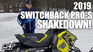 6. Highs and Lows of the 2019 Polaris Switchback PRO-S