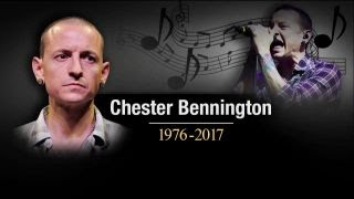 FBN's Lea Gabrielle on the death of Linkin Park singer Chester Bennington.