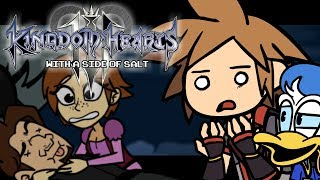 Kingdom Hearts 3 with a side of salt