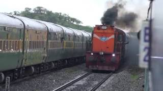 Nonton Extremely Assertive & Fuming Sultanpur Exp Overtaking Ajmer Superfast & Crossing Garib Rath Express Film Subtitle Indonesia Streaming Movie Download