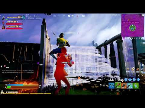Sometimes I win at Fortnite | Boing Boing