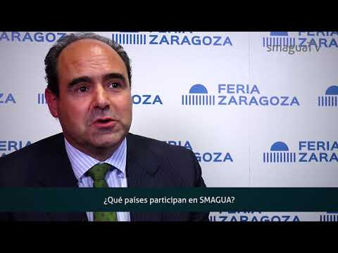 Interview during Smagua 2019 with Jorge Alonso fro