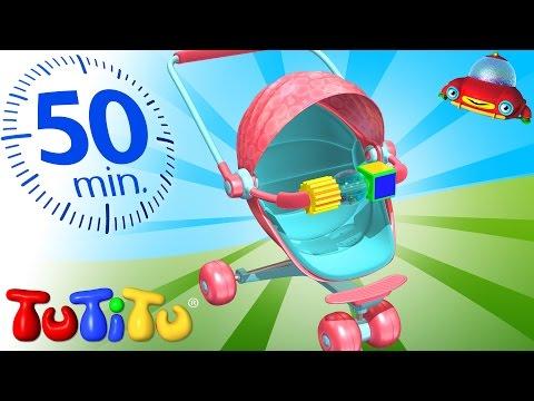 TuTiTu Poussette de poupée | Et autres jouets surprenants | 50 minutes spéciale