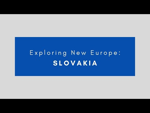 Slovakia's Huge Progress
