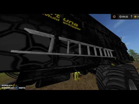 NEW YEARS GIFT! Fortuna Kryptek Trailer 100000L v1.2