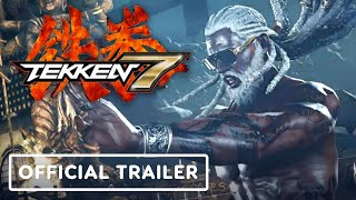 Tekken 7 - Official Leroy Smith Gameplay Trailer by IGN