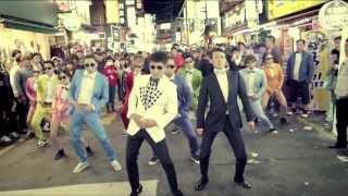 Thanh niên nghiêm túc đã lan sang Hàn Xẻng :))