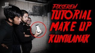 Video FIX SEREM - TUTORIAL MAKE UP BERSAMA KVNT1L4N4K!! MP3, 3GP, MP4, WEBM, AVI, FLV Februari 2019