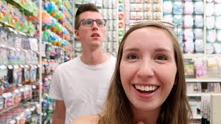 OVERWHELMING BABY SHOPPING  Ed Sheeran Concert! -- We road trip to Edmonton, stopping at the largest baby store ever ...
