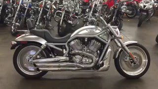 7. 2003 used Harley Davidson V Rod 100th Anniversary Edition