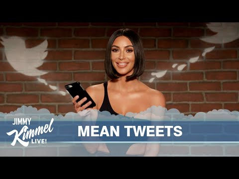 Celebrities Read Mean Tweets #12