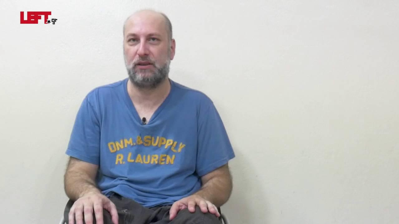 Θεατρική ομάδα ΘΕ.ΑΜ.Α. (Θέατρο Ατόμων με Αναπηρία) -Πάνος Ζουρνατζίδης