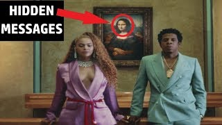 Video Jay-Z and Beyonce: Strange Rituals and Hidden Messages MP3, 3GP, MP4, WEBM, AVI, FLV Februari 2019