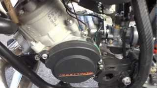 6. KTM SX50 2009 Parthen Powersports