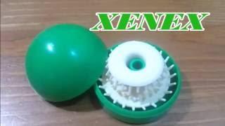 XENEX - ИННОВАЦИОННОЕ СРЕДСТВО ДЛЯ ЧИСТКИ ЗУБОВ