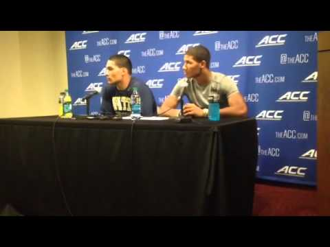 James Conner Interview 9/5/2014 video.