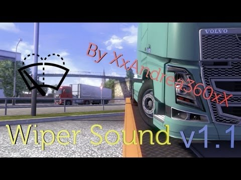 Wiper sound v1.1